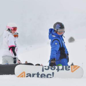 Инструктор в Андорре по сноуборду
